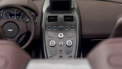 Aston Martin GT12 Roadster, gli interni