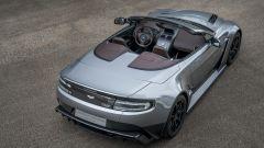 Aston Martin GT12 Roadster: il motore da 600 cv non cambia rispetto alla versione coupé