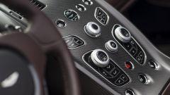 Aston Martin GT12 Roadster, la consolle centrale