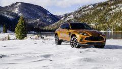 Aston Martin: il SUV DBX arriverà anche plug-in