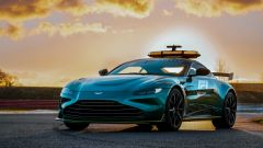 Aston Martin: la Safety Car per la Formula 1
