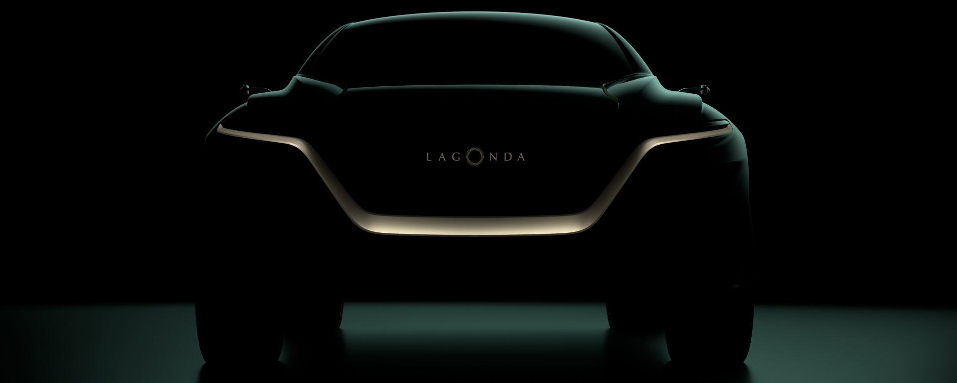 Aston Martin Lagonda All Terrain al Salone di Ginevra 2019