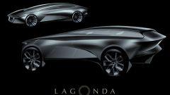 Aston Martin Lagonda: un SUV elettrico nel 2021 dal prezzo stellare