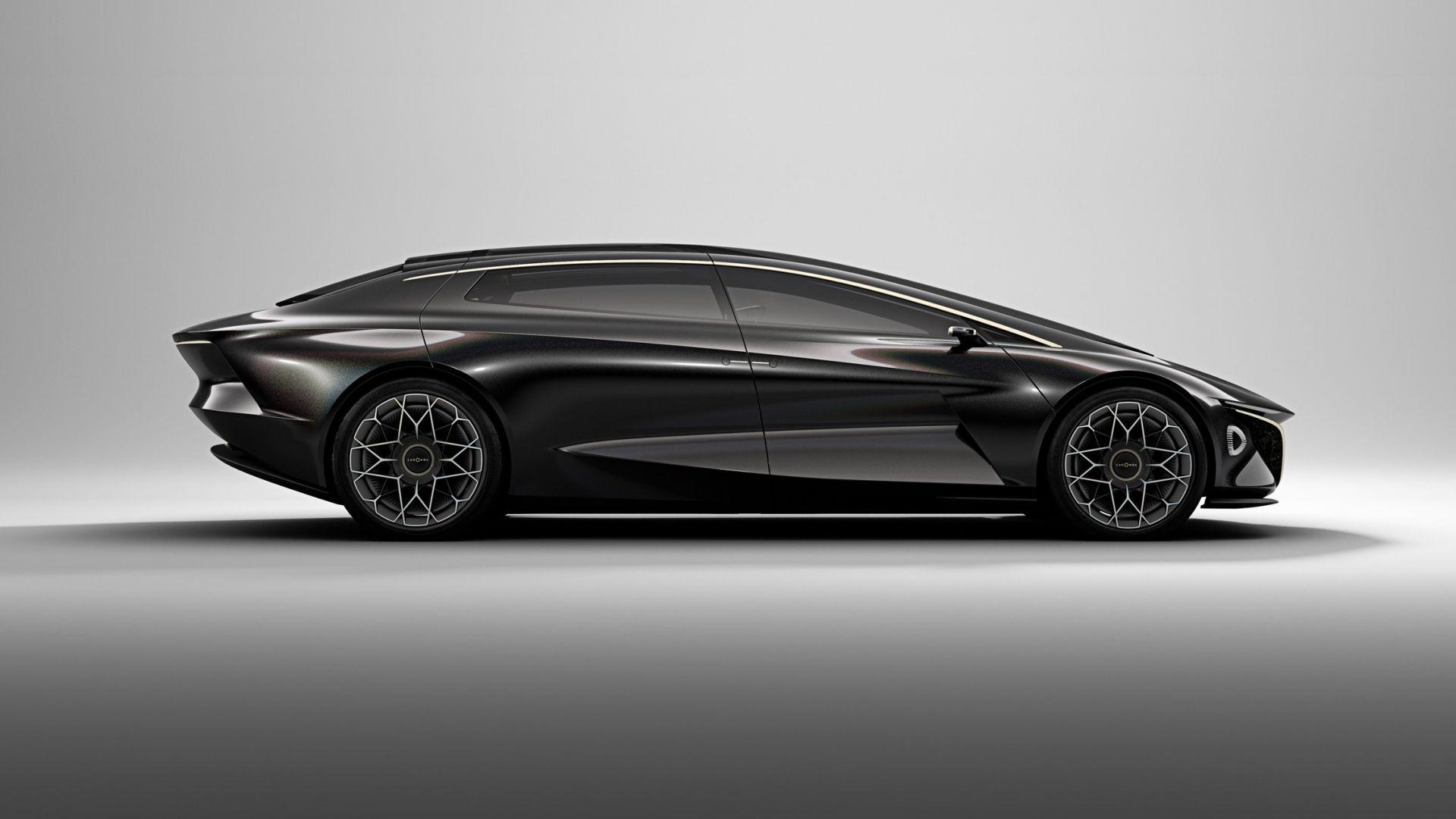 Aston Martin Lagonda Vison Concept: lusso elettrico a ...