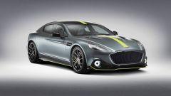 Aston Martin Rapide AMR: prezzo, potenza, prestazioni dell'ammiraglia