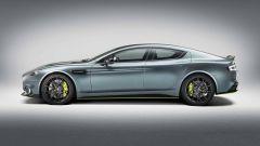 Aston Martin Rapide AMR: ammiraglia da 600 CV - Immagine: 4