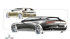 Aston Martin Rapide Bertone - Immagine: 42