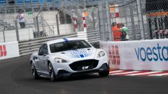 Aston Martin Rapide E: debutto fra i vicoli del Principato