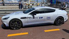 Aston Martin Rapide E: vista laterale