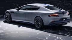 Aston Martin Rapide E, l'elettrica non si fa più? Ultime news
