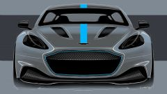 Aston Martin RapidE: l'elettrica arriva nel 2019 - Immagine: 2