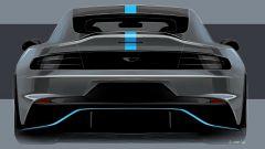 Aston Martin RapidE: l'elettrica arriva nel 2019 - Immagine: 3