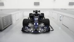 Aston Martin Red Bull Racing RB14, vista frontale