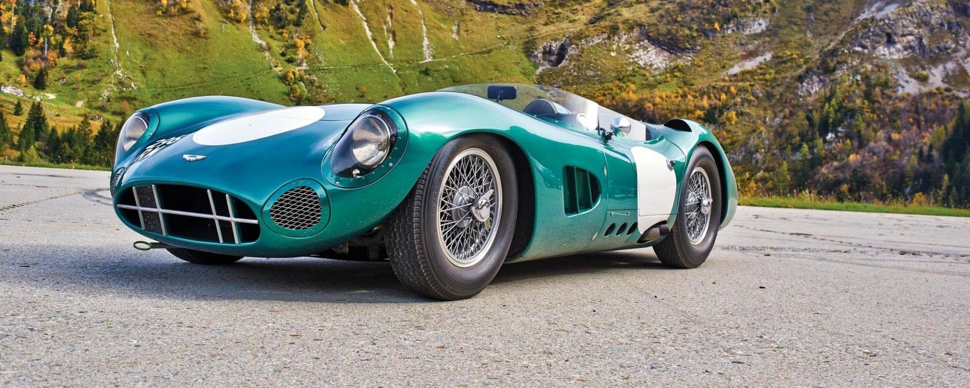 Aston Martin Speedster, super esclusiva ispirata a Le Mans 1959