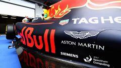 Aston Martin sponsor della Red Bull nel 2018