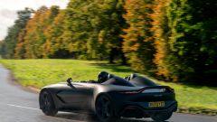 Aston Martin V12 Speedster: 2 posti secchi