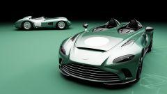 Aston Martin V12 Speedster DBR1: le due DBR1 viste insieme