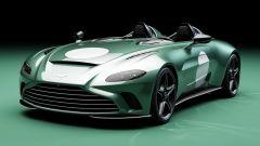 Aston Martin V12 Speedster DBR1: look classico e motore V12 super moderno