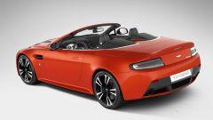 Aston Martin V12 Vantage Roadster, nuove foto e dati - Immagine: 26