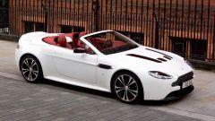 Aston Martin V12 Vantage Roadster, nuove foto e dati - Immagine: 18