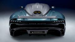 Aston Martin Valhalla, l'ibrido va in paradiso. Ferrari SF90 attenta - Immagine: 5