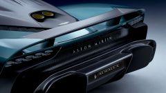 Aston Martin Valhalla, l'ibrido va in paradiso. Ferrari SF90 attenta - Immagine: 8
