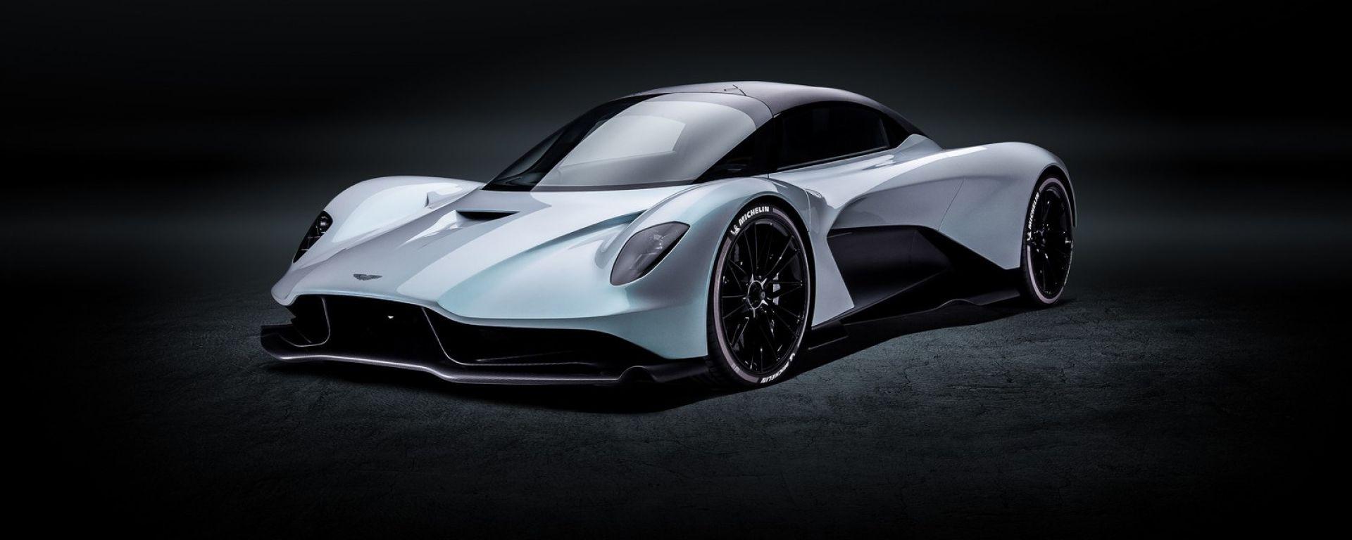 Aston Martin Valhalla 2022: la supercar inglese