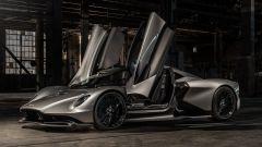 Aston Martin Valhalla 2022: l'originale apertura delle portiere