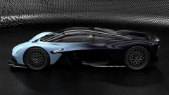 Aston Martin Valkyrie, hypercar da fantascienza. 1.176 cv! - Immagine: 5