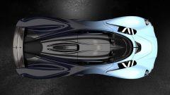 Aston Martin Valkyrie, hypercar da fantascienza. 1.176 cv! - Immagine: 1