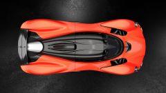 Aston Martin Valkyrie, hypercar da fantascienza. 1.176 cv! - Immagine: 9