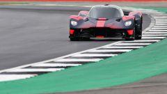 Aston Martin Valkyrie a Silverstone