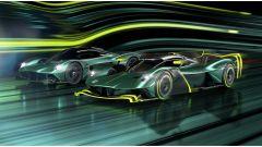 Aston martin Valkyrie AMR Pro: dati tecnici e foto dell'hypercar