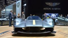 Aston Martin Valkyrie AMR Pro: quella da pista - Immagine: 2