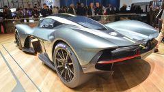 Aston Martin Valkyrie AMR Pro: quella da pista - Immagine: 4