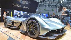 Aston Martin Valkyrie AMR Pro: quella da pista - Immagine: 6