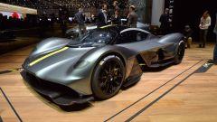 Aston Martin Valkyrie AMR Pro: quella da pista - Immagine: 3