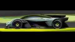 Aston Martin Valkyrie AMR Pro: quella da pista - Immagine: 1