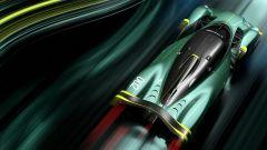 Aston Martin Valkyrie AMR PRO: sarà disponibile solo con guida a sinistra