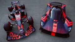 Aston Martin Valkyrie, la Formula 1 da strada