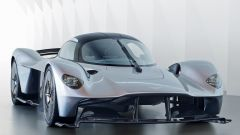 Aston Martin Valkyrie: la hypercar inglese con una potenza di 1.160 CV