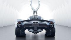 Aston Martin Valkyrie: le prime foto e informazioni ufficiali - Immagine: 5