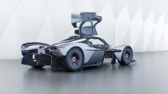 Aston Martin Valkyrie: le prime foto e informazioni ufficiali - Immagine: 6