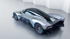 Aston Martin Valkyrie: le prime foto e informazioni ufficiali - Immagine: 14