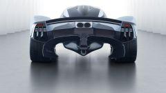 Aston Martin Valkyrie: le prime foto e informazioni ufficiali - Immagine: 15