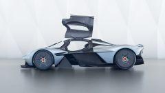 Aston Martin Valkyrie: le prime foto e informazioni ufficiali - Immagine: 18