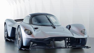 Aston Martin Valkyrie: Nico Rosberg l'ha configurata e ci svela qualche segreto