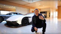Aston Martin Valkyrie: non solo l'hypercar ibrida ma anche una splendida Vulcan
