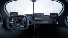 Aston Martin Valkyrie: quello che vedete dal parabrezza