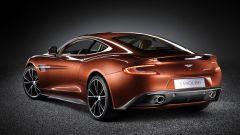 Aston Martin Vanquish 2013: altre foto e video - Immagine: 1